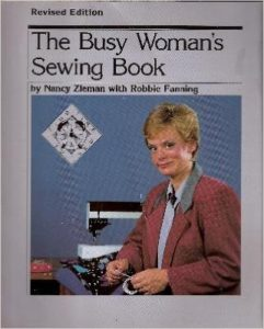 busy woman's sewing book