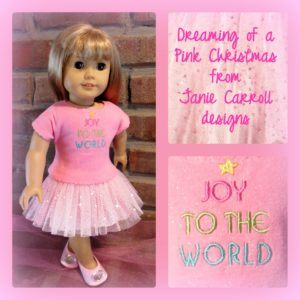 PicMonkey Collage Pink Christmas