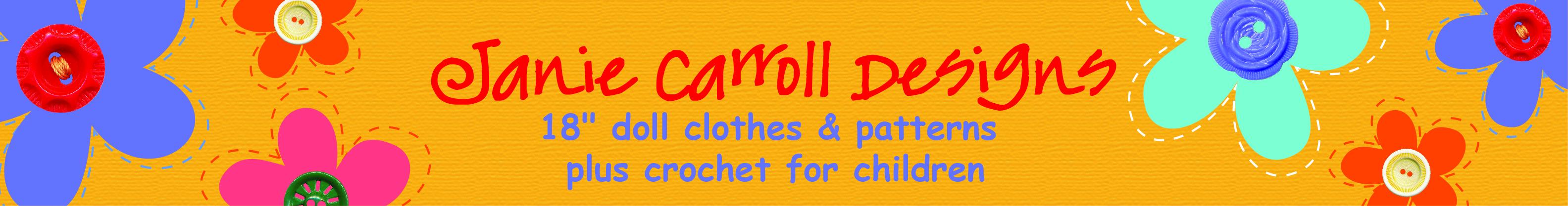 Janie Carroll Designs Blog